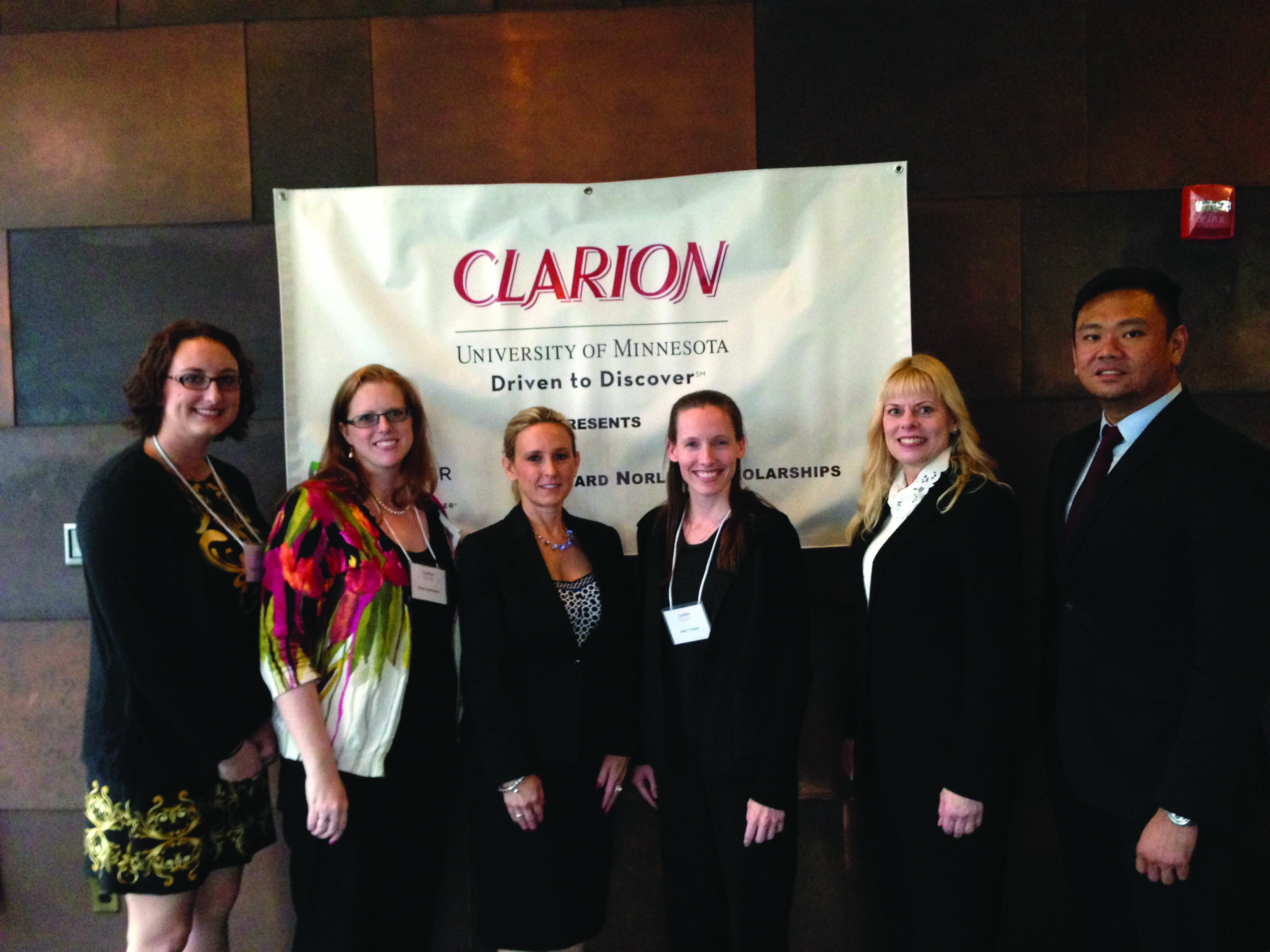 UIW presents first annual CLARION Case Competition