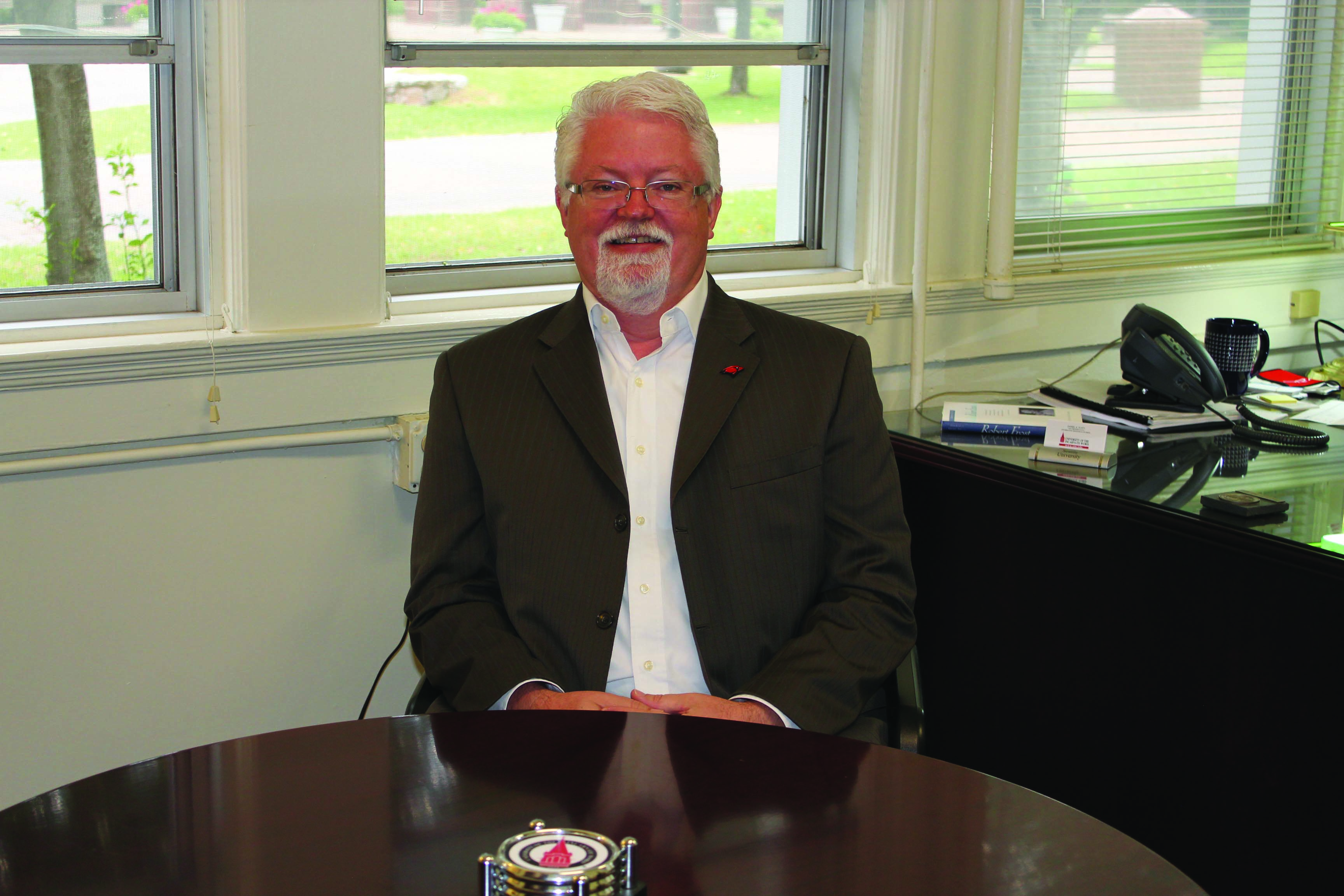UIW welcomes new vice president for information resources