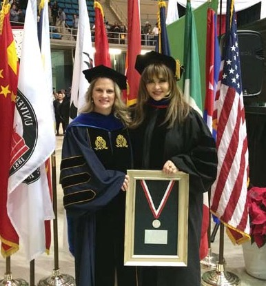 UIW celebrates Fall 2014 Commencement
