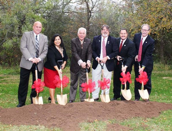 UIW breaks ground for new Professional Golf Management facility