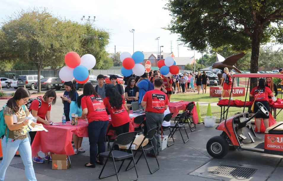 UIW wins 2015 National Night Out Competition