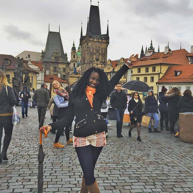 Study Abroad Program Offered Unique Learning Experiences for SPS Student