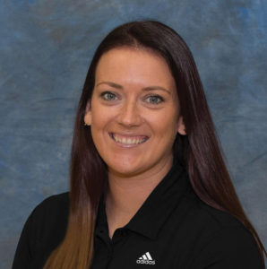 UIW Volleyball Head Coach Samantha Dabbs