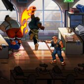 Streets of Rage 4 Welcomes Back Adam Hunter As A Playable Character