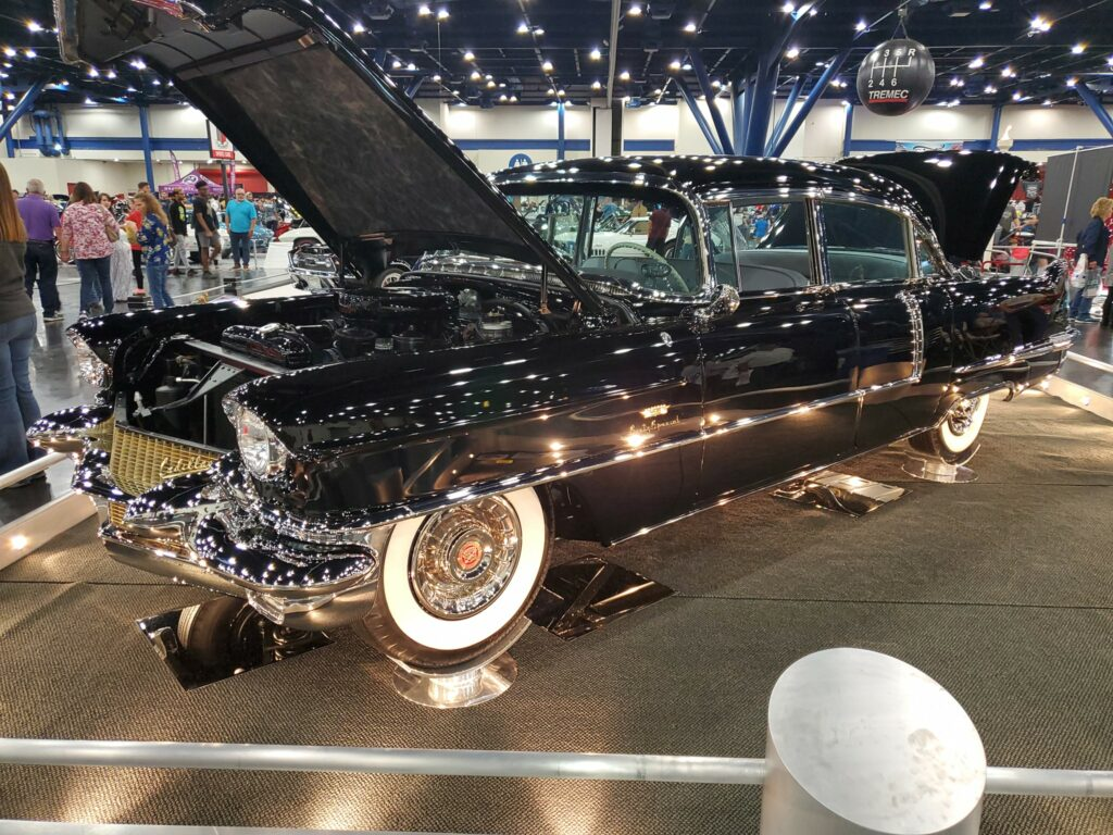 Stunning Cadilla at the 2019 Houston Autorama