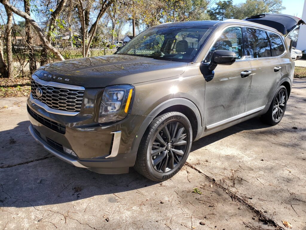 Kia/Hyundai hits a home homerun with the 2020 Kia Telluride and Hyundai Pallisades
