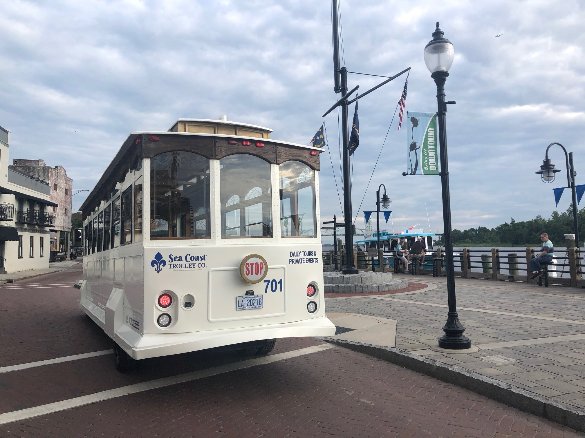 Sea Coast Wilmington Trolley