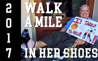 Walk a Mile In Her Shoes 2017
