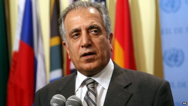 Zalmay Khalilzad was the highest-ranked Muslim American to serve under President George W. Bush