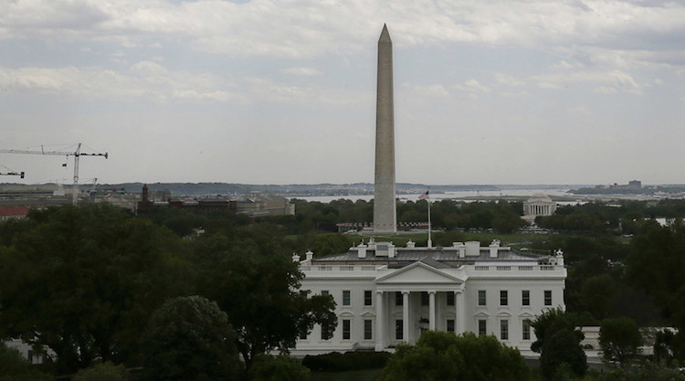 The White House in Washington. © Jim Bourg / Reuters