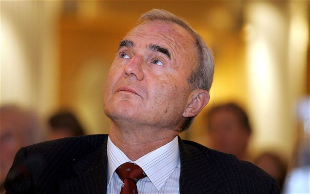 Otmar Issing believes Germany would be better off staying in the euro Photo: AFP