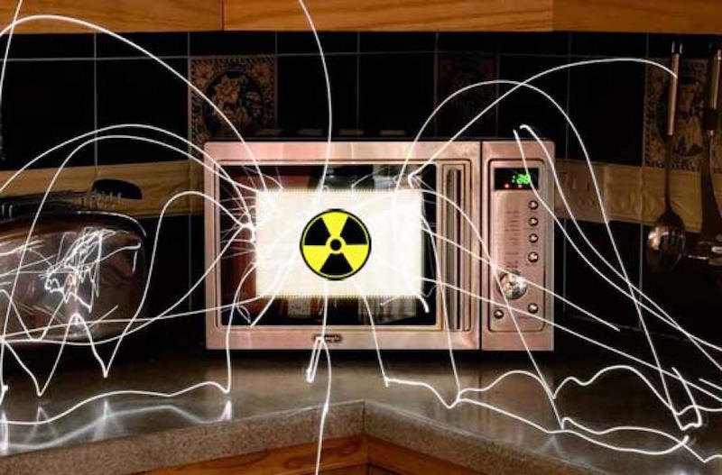 Microwave Ovens Scientifically Proven To Be Dangerous And