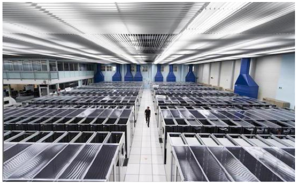 CERN is nothing more than a hub for the World Wide Web PRISM data mining.