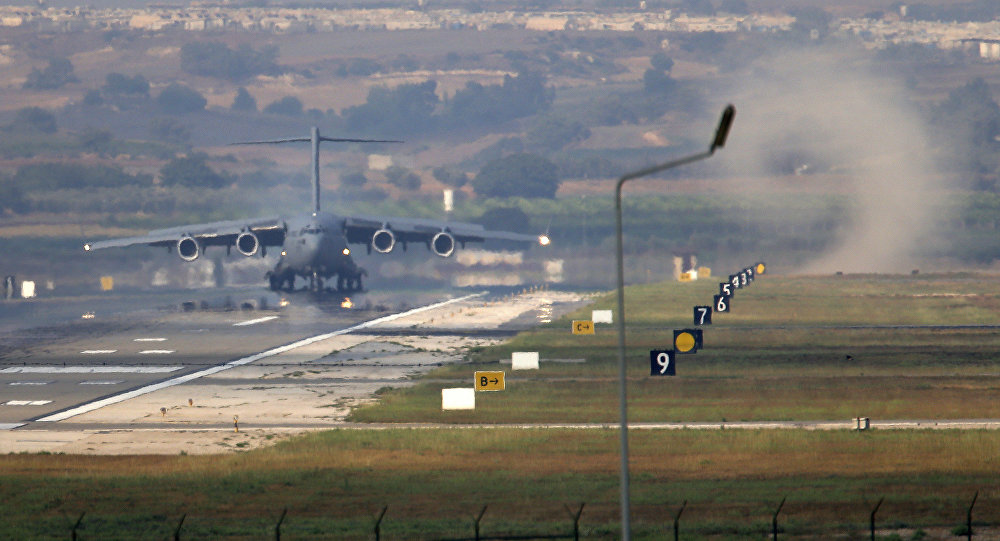 Turkey Detained Several Incirlik Air Base Officers and Servicemen on Coup Attempt Links