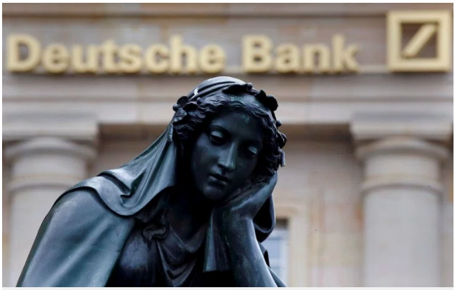 There are fears the bank could buckle (Picture: Reuters)