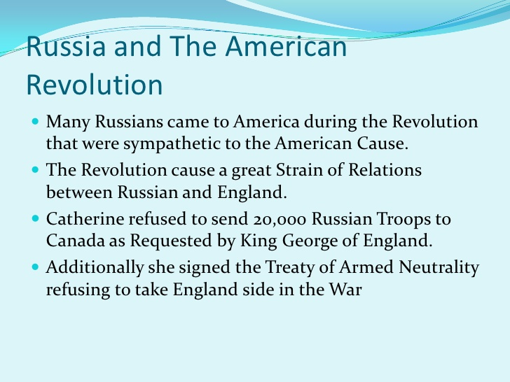 Russia & the Information Revolution