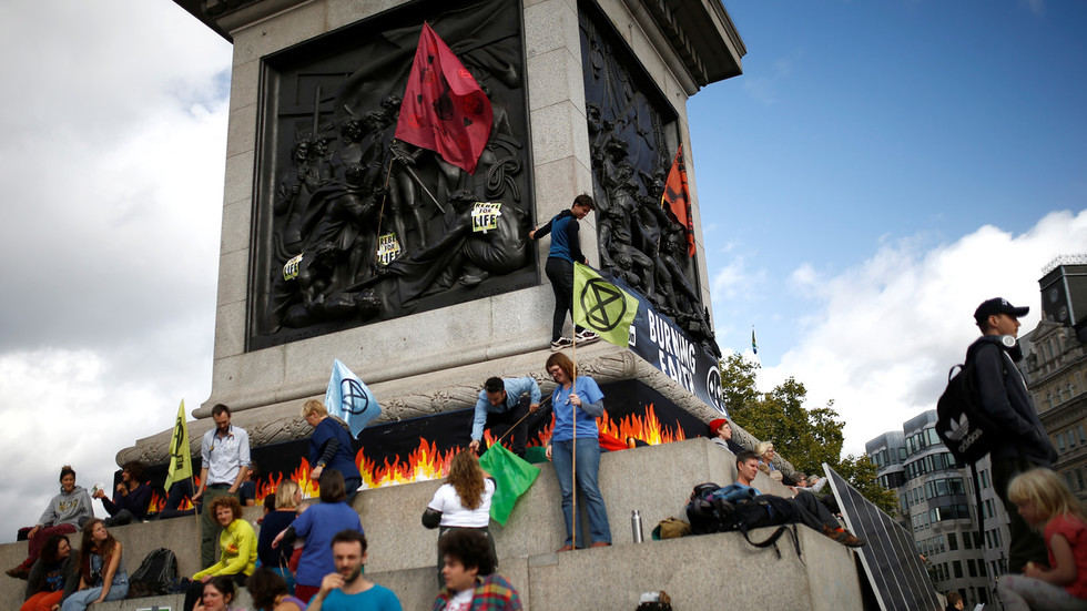 EXTINCTION REBELLION: Who's really behind this globalist scam?