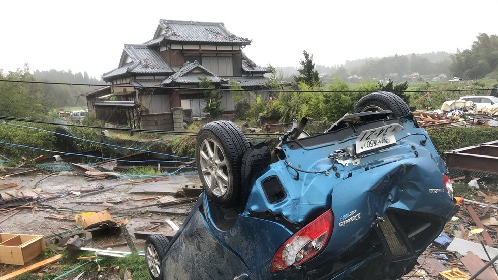 SUPERSTORM TYPHOON HAGIBIS: Why are the NWO globalists attacking Tokyo with the geoengineered weather weapon?