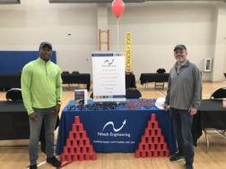 Ted and Gary at STEM Expo