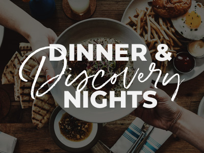Dinner&Discovery-website
