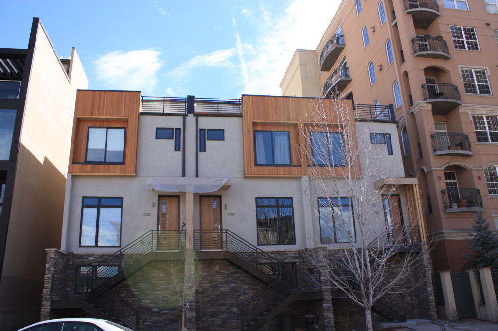 11th and Cherokee Townhomes