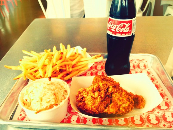 Blue Ribbon Fried Chicken - square meal