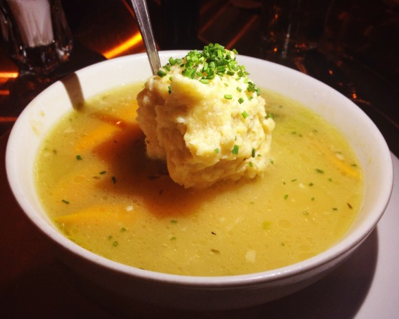empire - matzoh ball soup