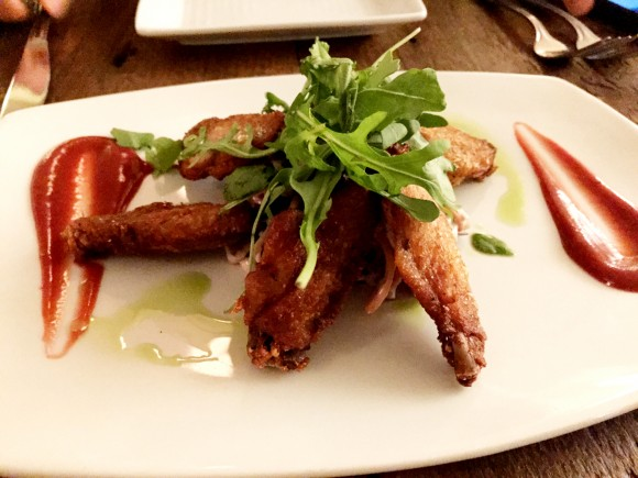 harvest - special chicken wings