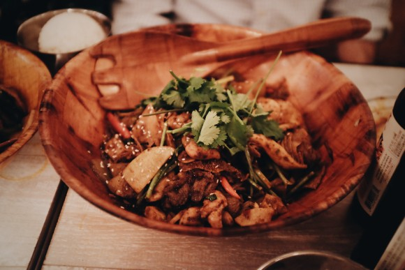 the spicy bowl at mala