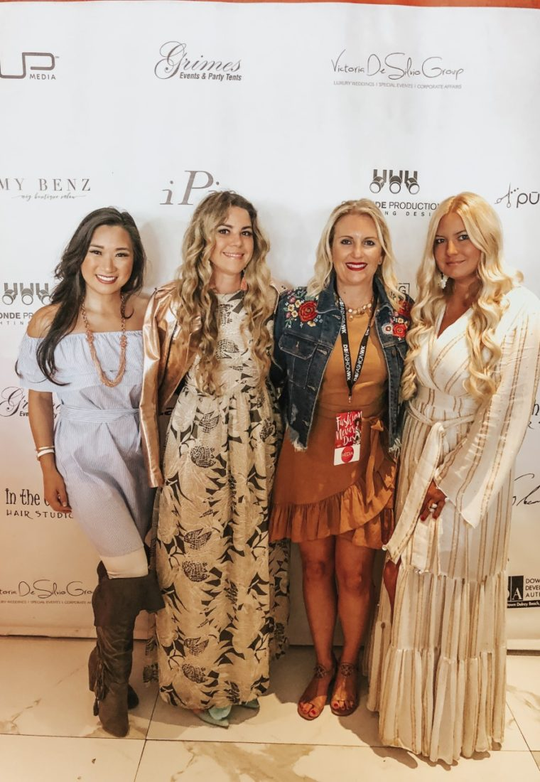 Delray Beach Fashion Week Day 3 -Fashion is Forever!