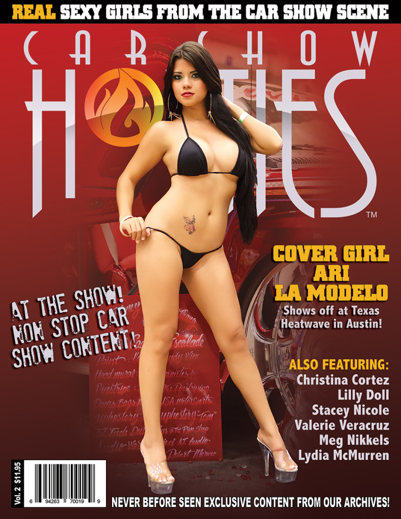 Car Show Hotties 2 Cover