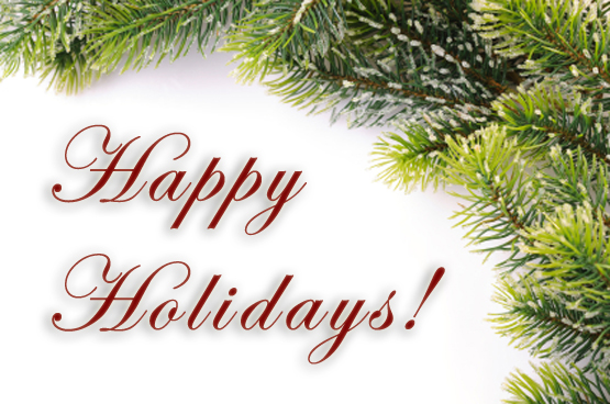 Happy Holidays From Central Cabinetry