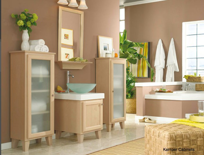 Adding Some Living Room Touches To Your Florida Bathroom Remodel