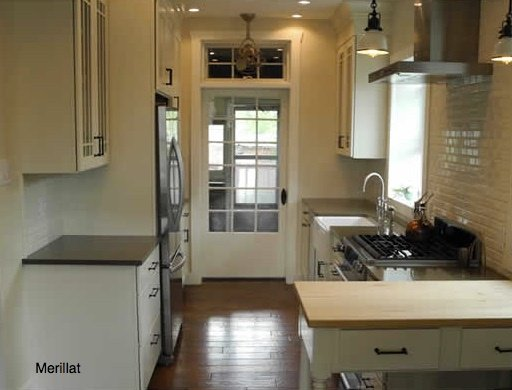 Exploring Kitchen Layouts: The Galley Kitchen