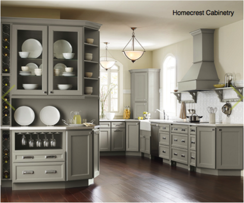 Different Ways to Include Glass Into Your Florida Kitchen Remodel