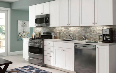 Surprising Things You Can Fit into a Small Kitchen