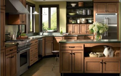 What to do With the Extra Wall in Your Kitchen