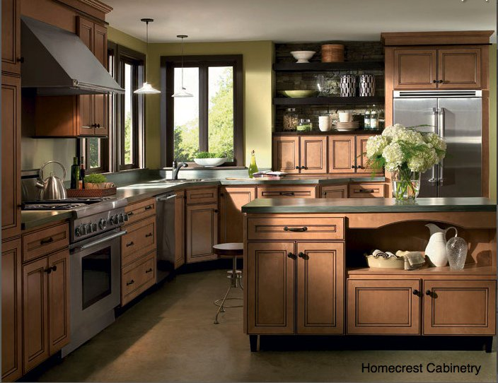 Central  Kitchen Design Trends 2015