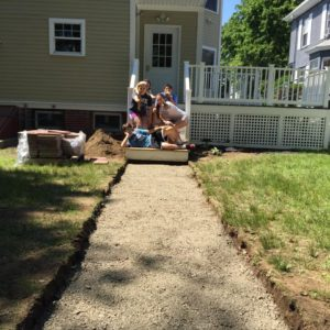 Katydid Backyard Renovation Project