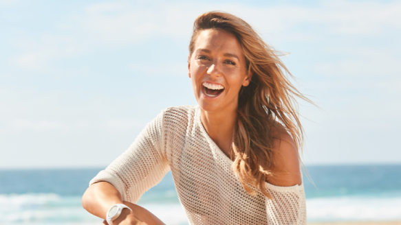 Samsung x Sally Fitzgibbons