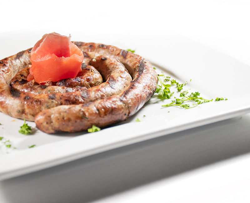 Traditional Sausage /Karnache/