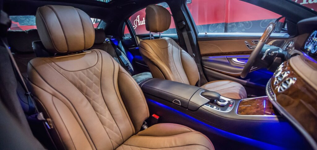 interior auto detailing santa barbara