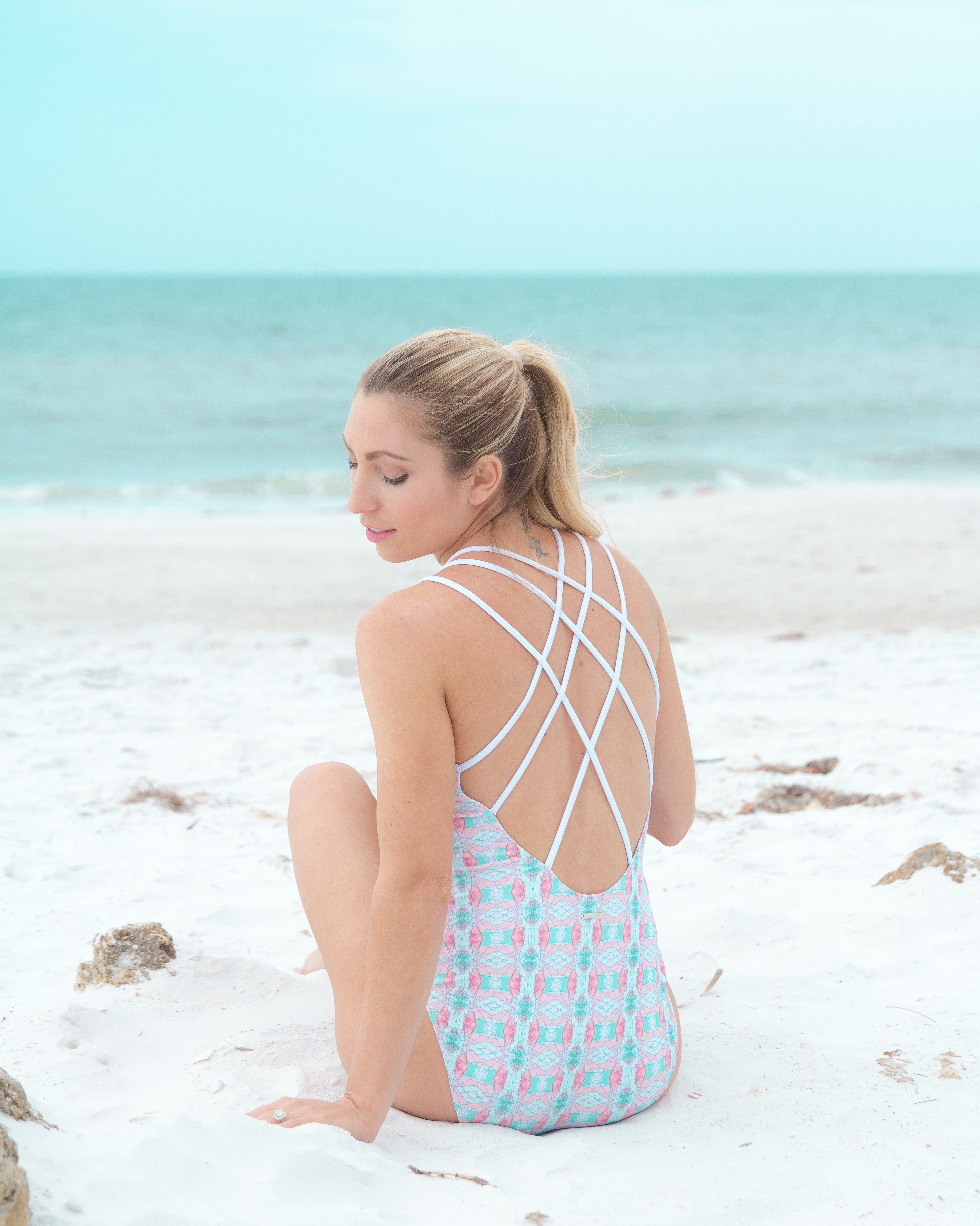 SWIMWEAR THAT PROTECTS WITH SPF