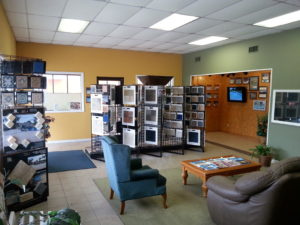 central florida swimming pools office interior