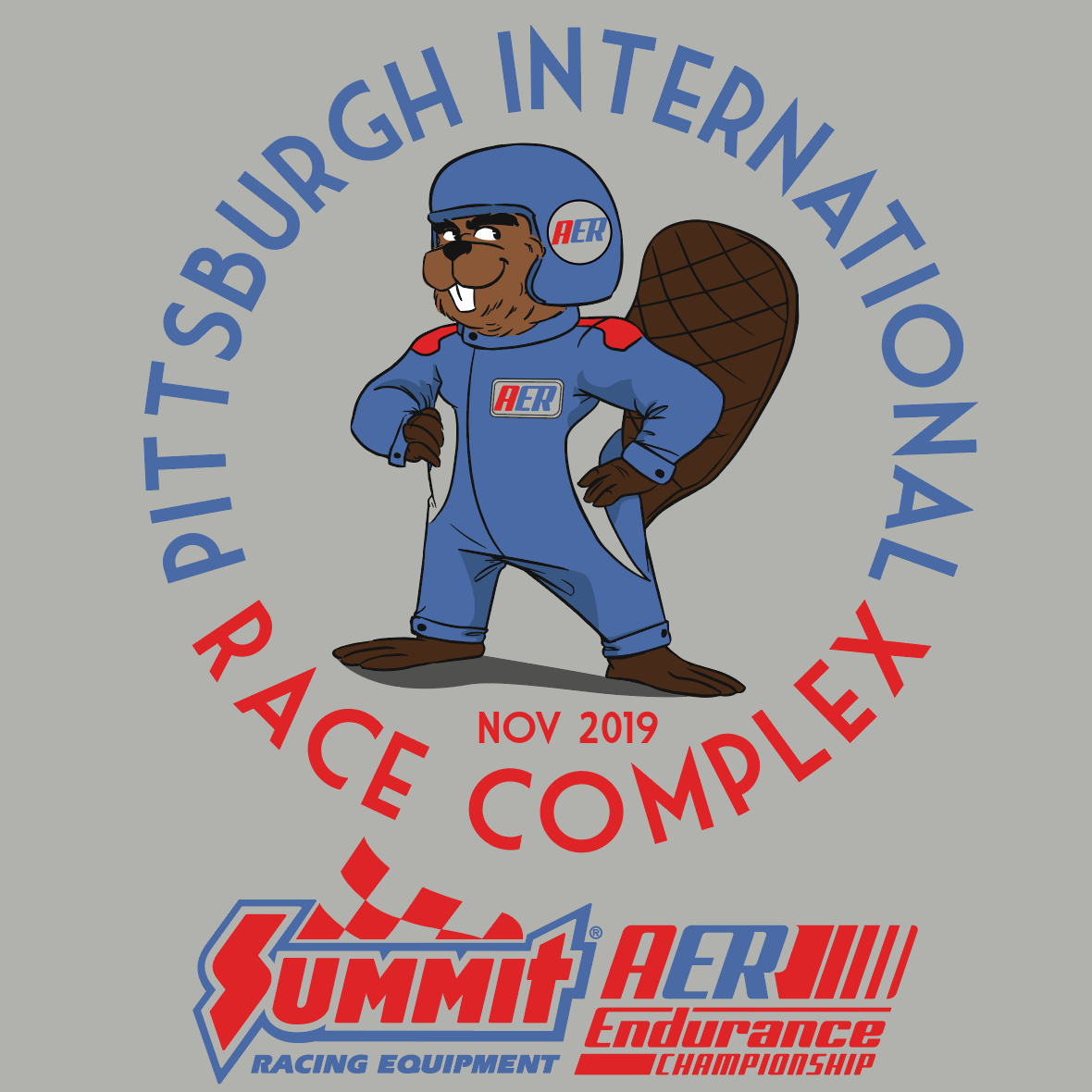 PittRace Event Shirts