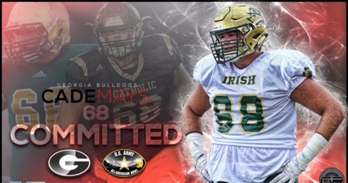Cade Mays Committment