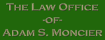moncier law logo