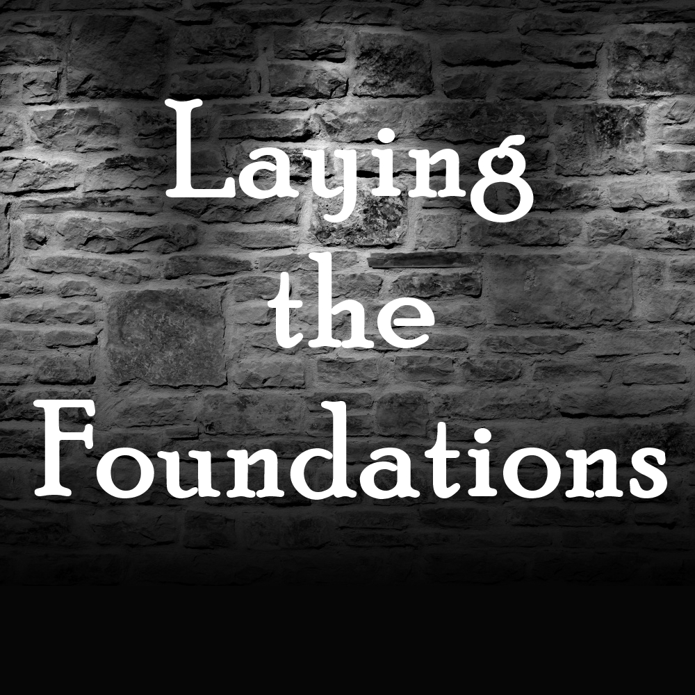1-19-14 Laying the Foundations:  A Call to Hunger