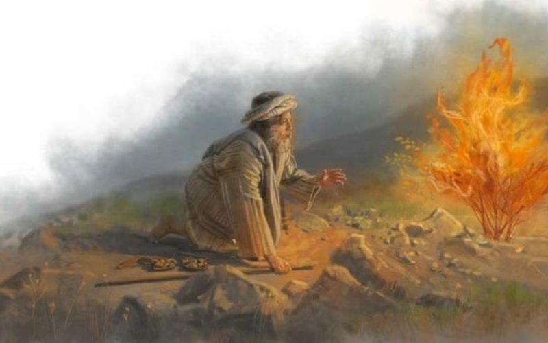 The Irrevocable Mission of Moses