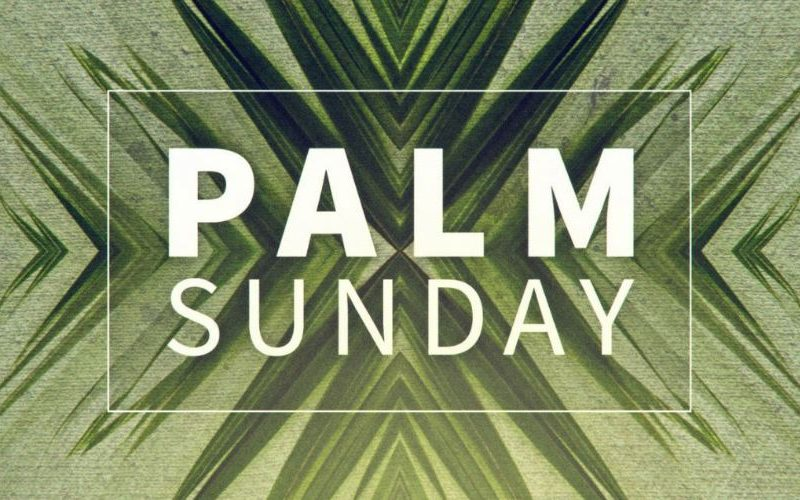 We All Have A Choice, What Will You Choose? (Palm Sunday 2019)